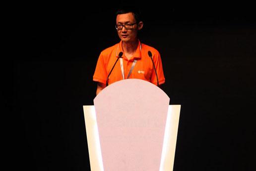 强化智能娱乐硬件 促进合作 <p><span>栾逊</span> 上海汉威信恒展览有限公司副总经理</p>