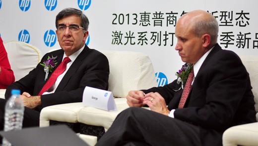 惠普高层专访:移动安全引领打印的融合与革新