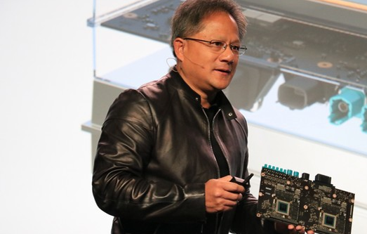 CES 2016: NVIDIA发布世界首个车载终端