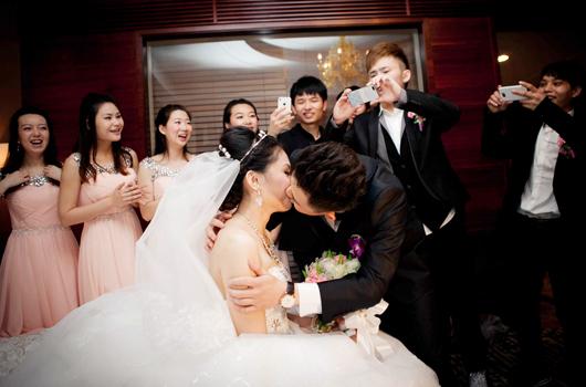 婚礼照片~希望有机会大家能互相交流