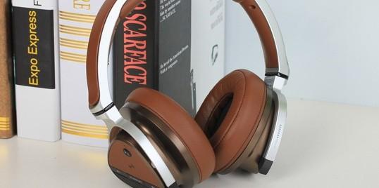 不止无线聆听 测创新发烧无线降噪耳机