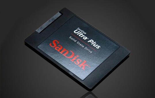 中端新锐 闪迪Ultra Plus 256G SSD评测
