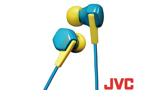JVC HA-FX17