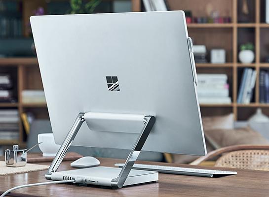 为专业而生 微软Surface Studio官图赏