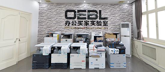 20人21天作战 我们用什么测试复印机?