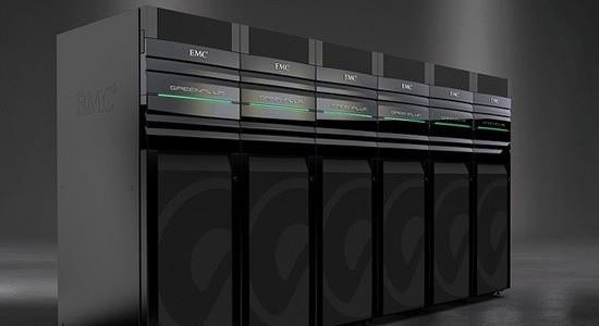 EMC Greenplum大数据一体机