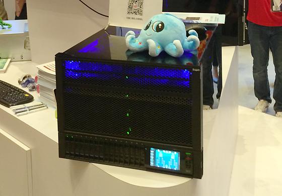 八路高端服务器I980-G10