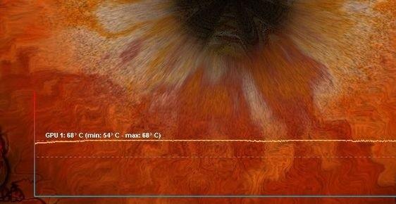 无惧苛刻恒温箱 GTX760至尊OC+高温测试