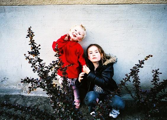 儿童摄影作品欣赏