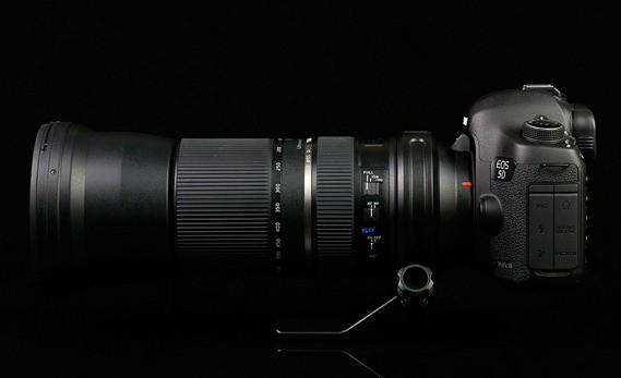 腾龙150-600mm镜头