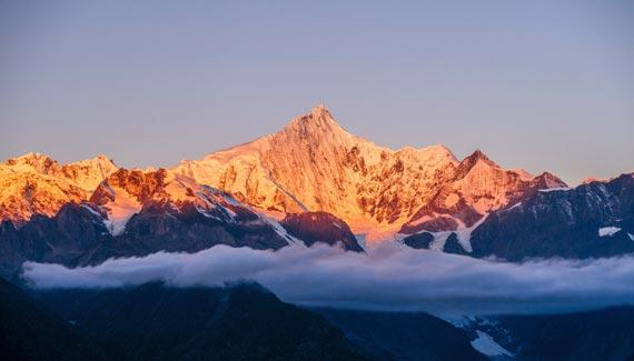 一步一景 佳能G7 X II梅里雪山行摄之旅