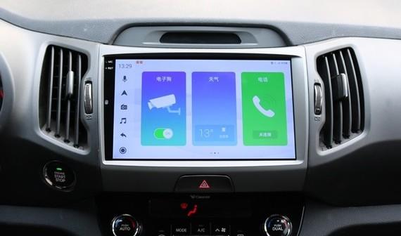 极豆D1S智能车机安装评测