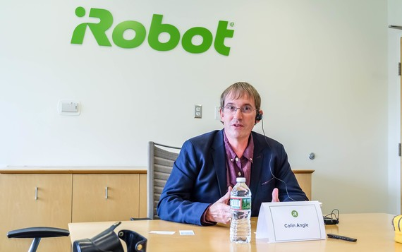 iRobot:用机器人打造智慧家庭生态圈