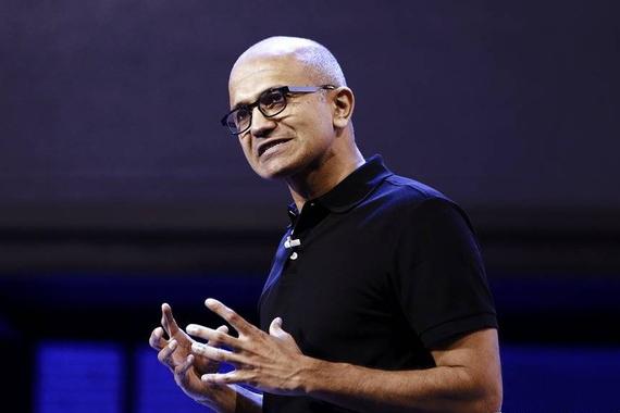 微软转型是阵痛不断 还是老而弥坚?