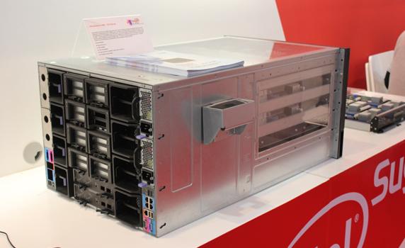 曙光八路服务器I980-G10