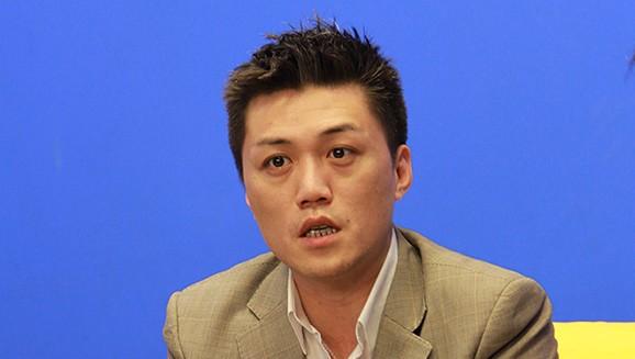 aigale海联达中国区总经理王俊人先生