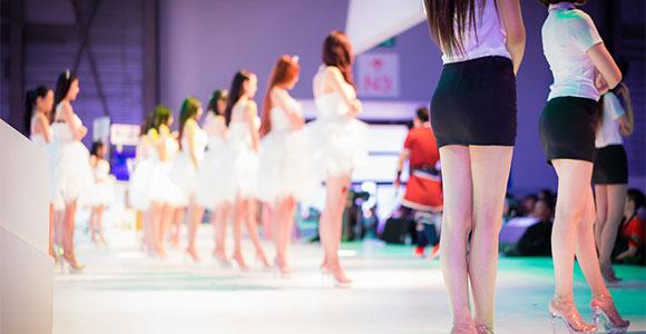 Black Vision: 2015 CHINAJOY EXPO - DAY1