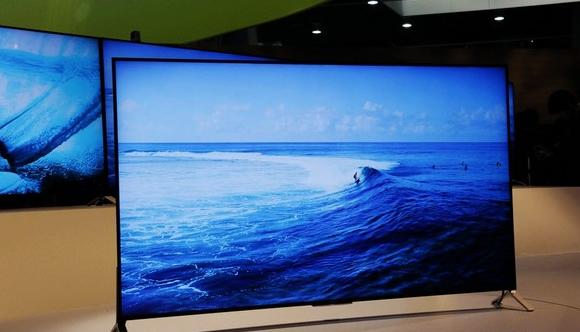 索尼XBR-900C 4K电视
