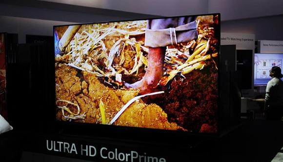 LG 4K UHD电视