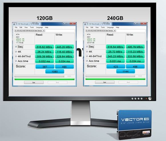 AS SSD Benchmark测试