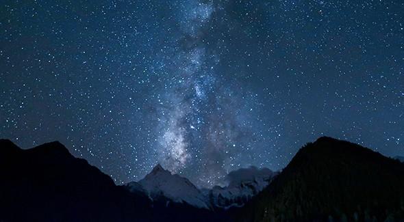寻找夜空中最亮的星 佳能G7X II星空之旅