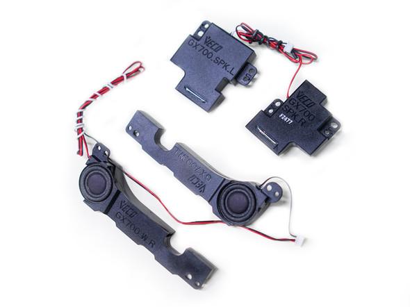 VECO的四个扬声器
