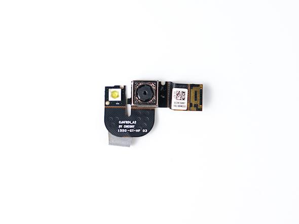 800W像素后置摄像头