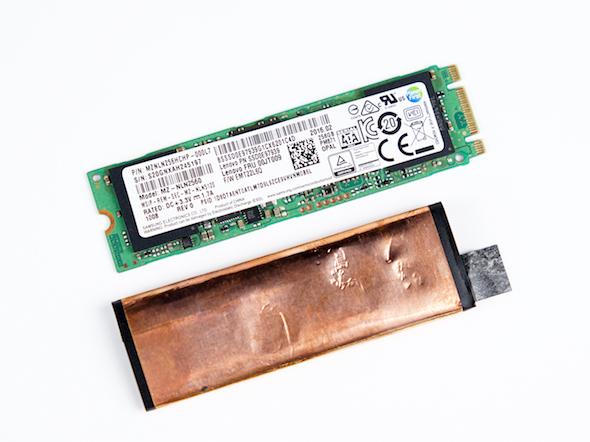 256GB三星M.2固态硬盘
