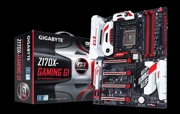 技嘉GA-Z170X-GAMING G1
