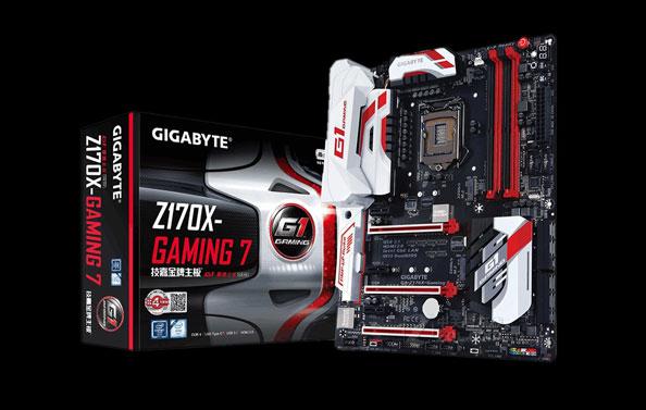 技嘉GA-Z170X-GAMING 7