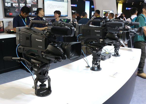 BIRTV2017:松下展示广电全流程产品