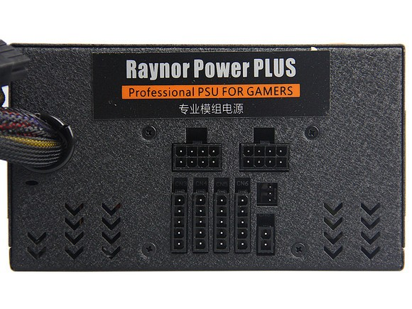 鑫谷雷诺者RP PLUS 550电源
