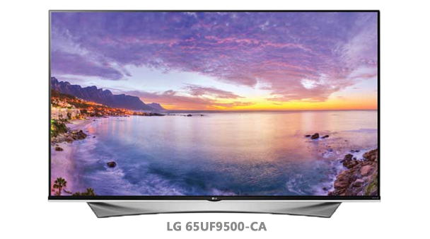 LG 65UF9500-CA电视