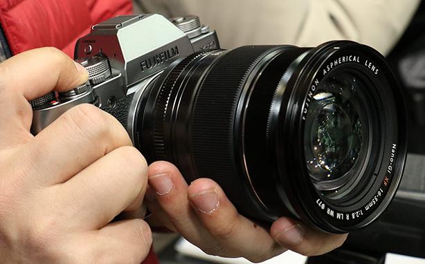 CP+2015:恒定光圈F2.8 富士16-55mm试用