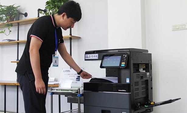 零卡纸!十款彩色复印机稳定性测试结果