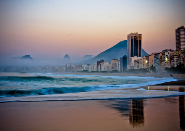 巴西里约之旅