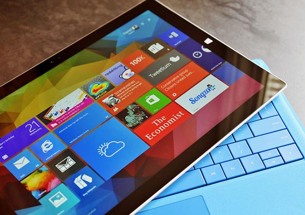 微软Surface Pro 3