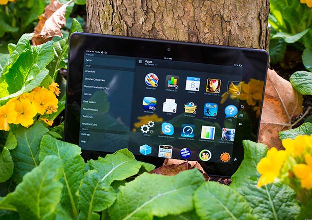 亚马逊Kindle Fire HDX 8.9