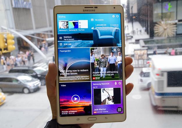 三星Galaxy Tab S 8.4