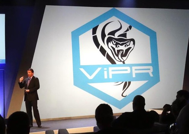 软件定义存储:EMC ViPR