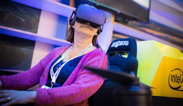 CeBIT现场:VR风口正盛 你准备好了吗?