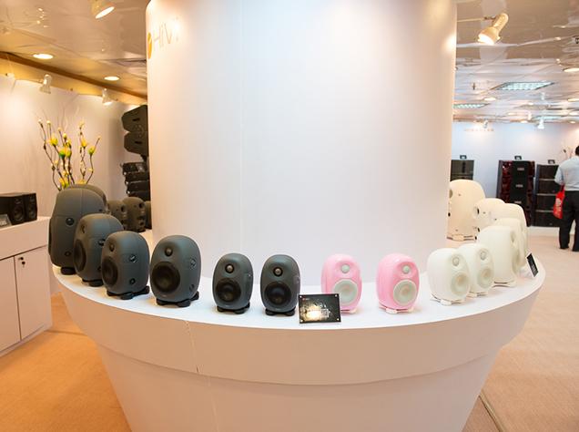 全方位覆盖 HiVi惠威携全线产品参展