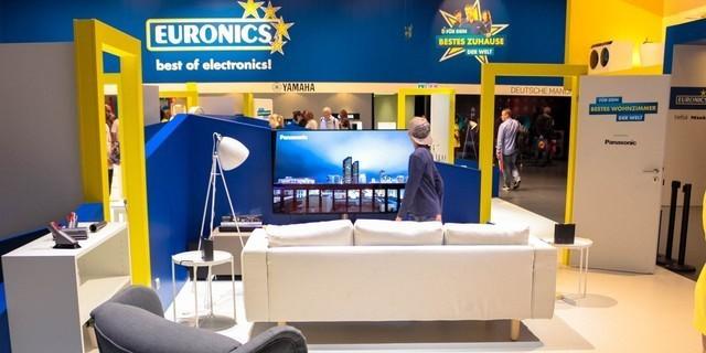 Euronics IFA展 竟然暴露欧洲高端品牌秘密