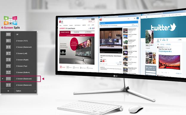 LG 21:9超宽屏显示器2