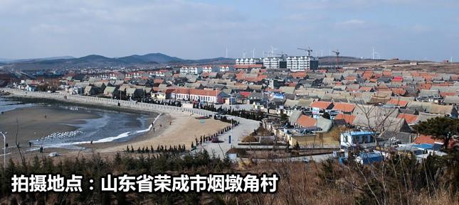 山东省荣成市烟墩角村
