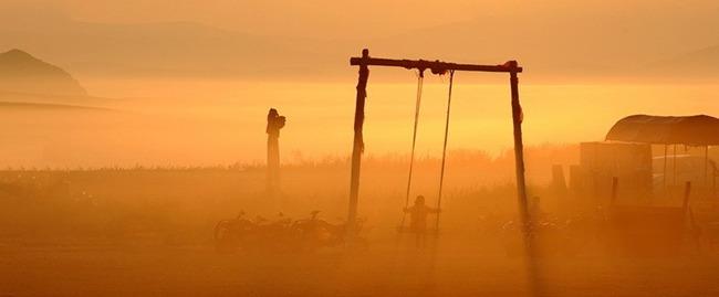 乌兰布统坝上草原