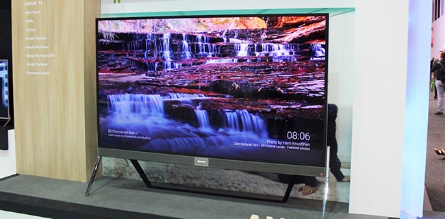 夏普120英寸!2017年尺寸最大的电视Top8