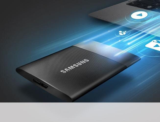 三星便携式SSD T1