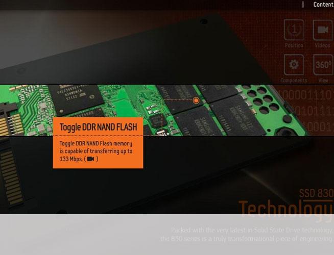 三星830系256GB SSD