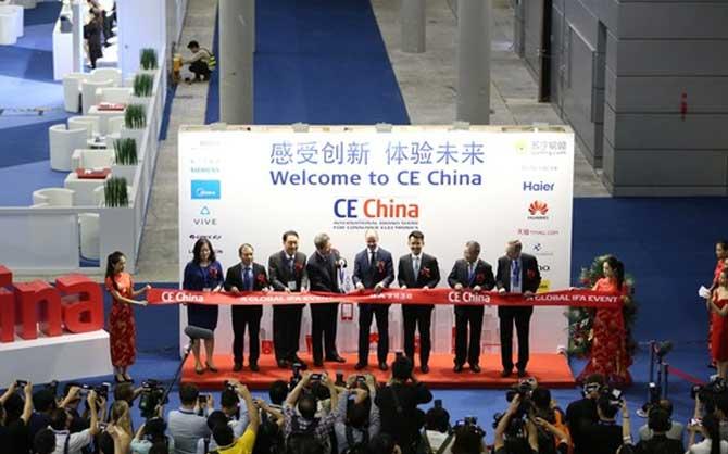 CE China电子消费品及家电展盛大开幕